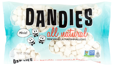 Dandies Mini Marshmallows 283g *THT 02.05.2019*