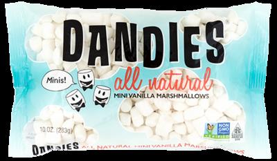 Dandies Mini Marshmallows 283g *THT 11.3.2019*