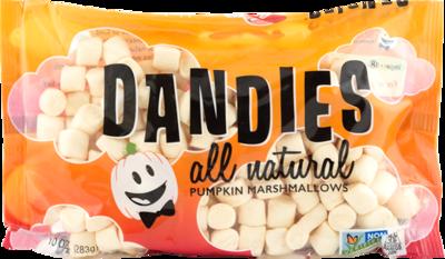 Dandies Pumkin Marshmallows 283g  *THT 11.03.2019*