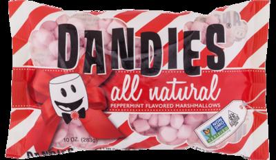 Dandies Peppermint Marshmallows 283g *THT 05.03.2019*
