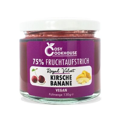 Cosy Cookhouse Fruit Spread Royal Velvet 130g