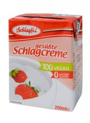 LeHa Schlagfix sweetened Cream 200ml