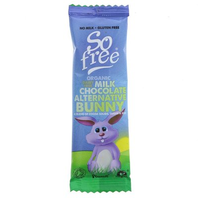 So Free Easter Bunny Bar 25g