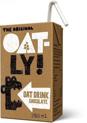 Oatly Bio Haver Drink Chocolade 250ml