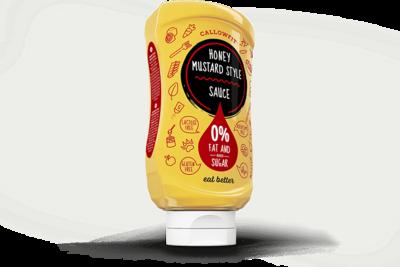Callowfit Honey mustard Style Sauce 300g