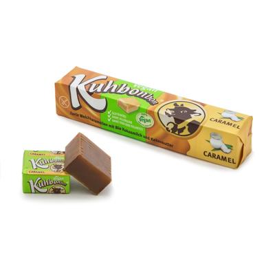 KUHBONBON VEGAN caramel SNOEPJES 72g