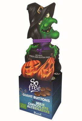 So free Organic Halloween Character Box 65g