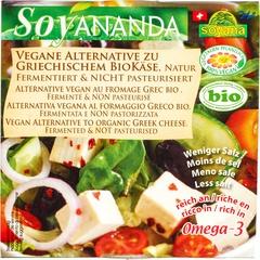 Soyana Soyananda Greek cheese 200g