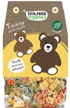 Little Pasta Organics Teddy Bear Pasta 250g