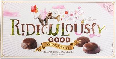 Ridiculously Good Assorted box vegan 8x20g