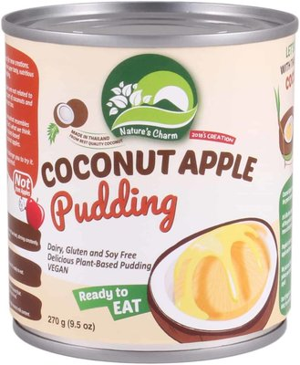 Nature's Charm Coconut apple pudding 270g