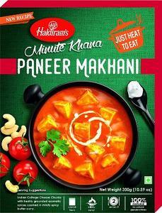 Haldiram's Paneer Makhani (Tofu) 300g