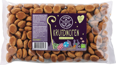 Your Organic Nature Kruidnoten alternatief gezoet 250g