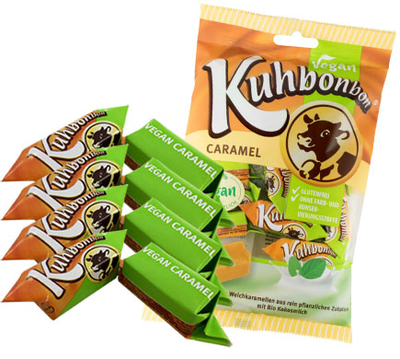 KUHBONBON VEGAN caramels 750g