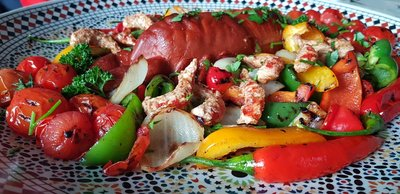 Veggie World Vegan Lobster 450g