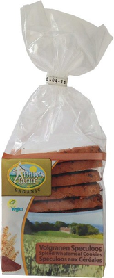 Billy'S Farm Volgranenspeculoos 230g