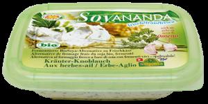Soyananda kruiden/knoflook 140g *THT 25.01.2019*