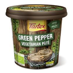 Tartex Vegetarische paté groene peper 125g *THT MAART.2019*