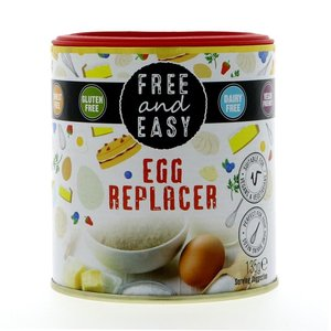 Free & Easy Egg Replacer 135g