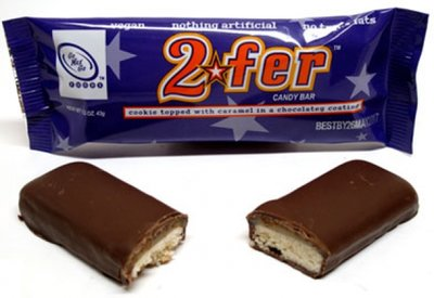 GoMaxGo 2FER Chocolate Bar 43g