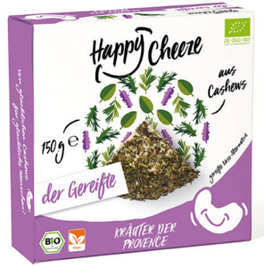 Happy Cheeze - Bio Kräuter der Provence 150g *THT 24.08.2018*