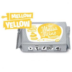 CARMA MASSA TICINO Mellow Yellow fondant 250g