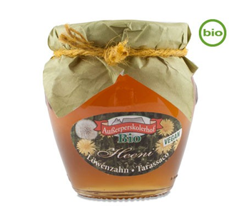 Bio Heeni Vegan Alternatief voor Honing  250g