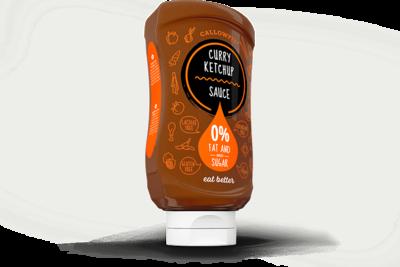 Callowfit Curry Ketchup Saus 300g
