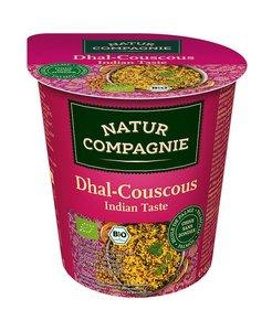 Natur Compagnie Dhal Couscous Snack Pot 68g