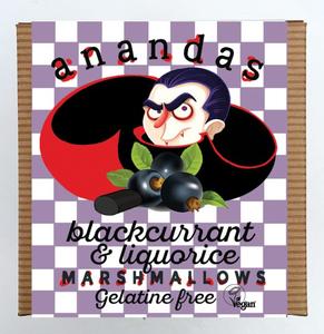 Ananda Foods Halloween Marshmallows 80g