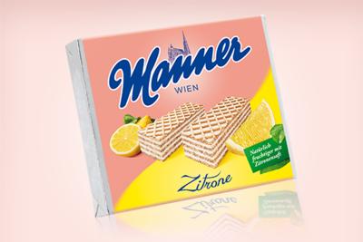 Manner Lemon 75g