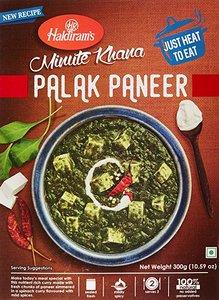 Haldiram's Palak Paneer(Tofu)300g