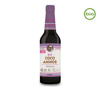 "Big Tree Farms COCO AMINOS Würzsauce ""seasoning sauce"" organic 245ml"